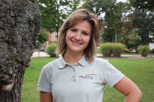 Diana Fink neue Zahntechnikerin seit 2016