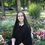 Lisa Schwarz (Auszubildende zur Kauffrau im Gesundheitswesen)