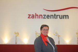 Irene Dehring Empfangsmitarbeiterin