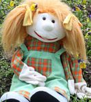 Lucy (Assistenz in der Kindersprechstunde + Kindergärten)