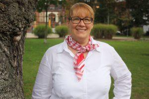 Verena Marino neue Verwaltungmitarbeiterin seit 2016